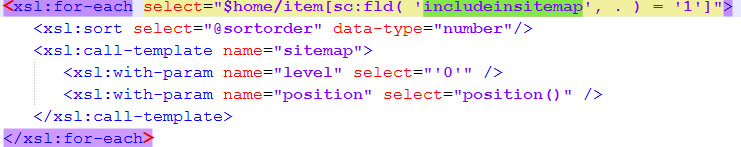 how to customize sitecore s sitemap module
