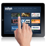 Oshyn jQuery Touch Events