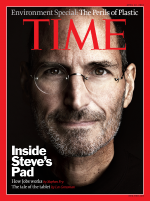 iPad Time Magazine