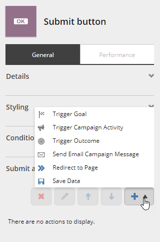 Sitecore Forms Submit Actions