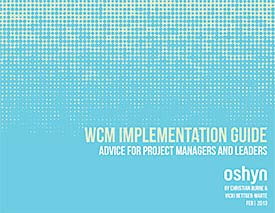 WCM Implementation Guide cover