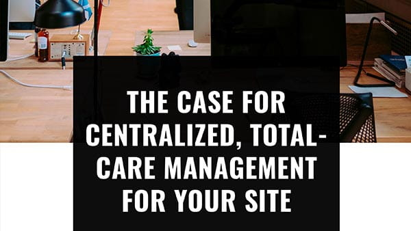 The Case for Total Care Management ebook thumbnail